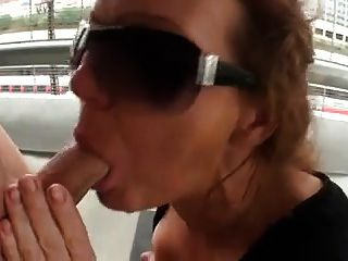 60 Year Old Mother Sucked  Cock