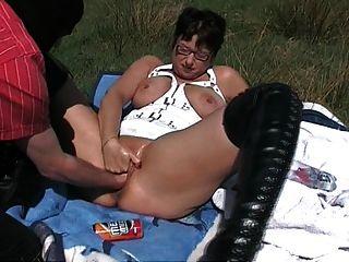 Annabelle - What A Fisting Slut