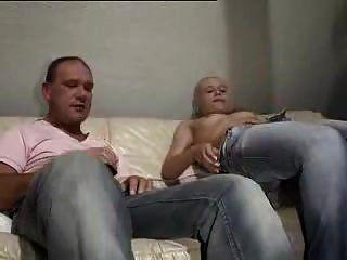 German Dad And Not Daughter.  Danke Scheon.  :-)
