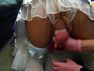 Make My Sissy Cock Cum!