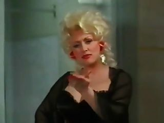 Dolly Parton In Lingerie And Nylons