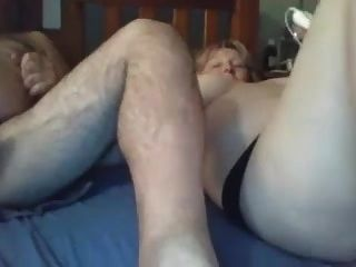 Daddy Plays With Wife