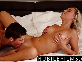 Romance And Seduction Makes Beautiful Czech Cum