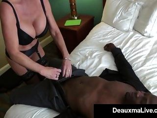 Milf Secretary Deauxma Gets Banged By Boss