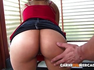 Carnedelmercado - Latina Picked Up For Hot Reality Fuck