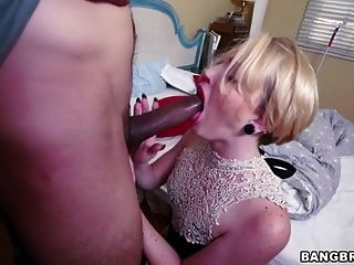 Miley May Pounded By Monster Cock