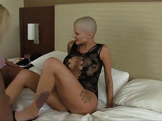 Blond, Bald, And Bbc