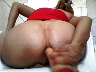 Slave Opens Her Ass For Master