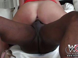 Sexy Anal Blacked Milf
