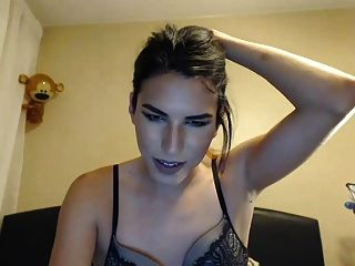 Beauty Tgirl Live Cum On Cam