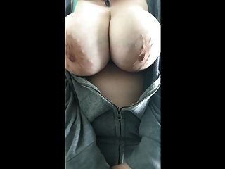 Huge Tits And Areolas