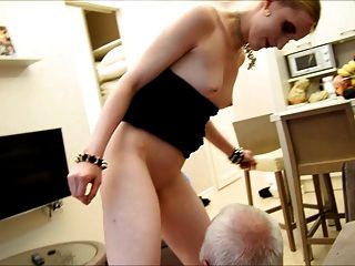 Whore Angel Caught Perv Ulf Larsen Wanking...