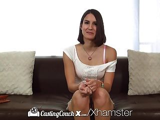 Castingcouch-x - Ayn Marie Is Fucked By Porn Casting Agent