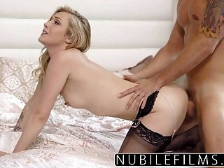 Nubilefilms - Squirting Passion With Karla Kush