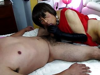 Taty Red In Orgy Anal Penetration Double