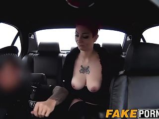 Hot Big Ass Redhead Trixx Taking Fat Cop Dick In Her Pussy