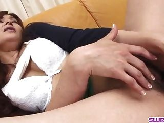 Hitomi Kanou, Horny Nun In Love With Cock And Hard Sex