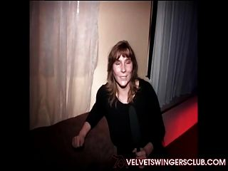 Velvet Swingers Club Gangbang Orgy In Europe