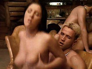 Anita Black Orgy