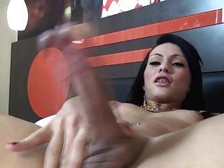 Sexy Latina Tranny