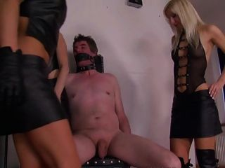 Teased By 3 Mistresses