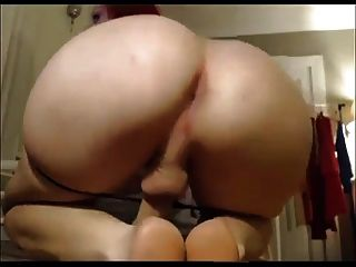 Amateur Tranny Showing Her Ass & Cock