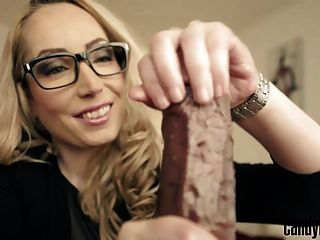 Candy May - Pov Handjob With A Big Wrist Watch