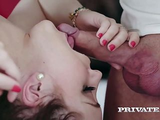Private.com - Teen Zoe Doll & Francys Belle Have Trio