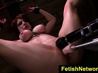 Fetishnetwork Velma Dearmond Bdsm Gagged