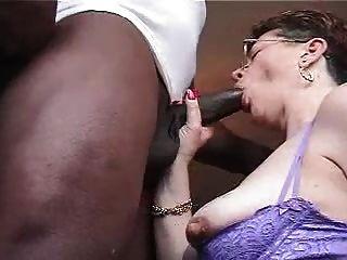 55+ Wife Loves Her Black Friend