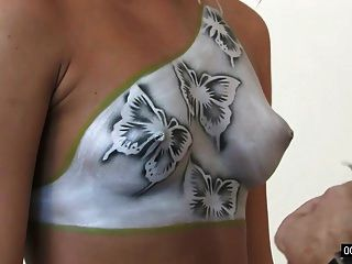 Body Painting- Alexa