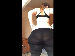 Ultimate  Pawg Fat Ass Slow-motion Jiggle