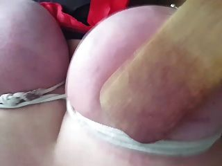 Scottish Slut Sara Has Tits Heated Up.