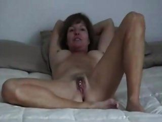 Milf Cant Wait To Be Fucked