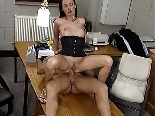 A 3some Is Not Enough For Ukr Cock Gobbler Angelique Morreau