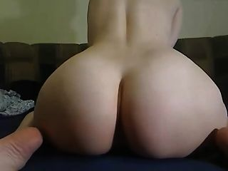 Pawg Big Round Ass Butt Vibrator Ass Lingerie Shaved Pussy