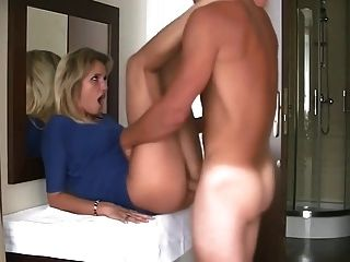 Amazing   Blonde Fuck