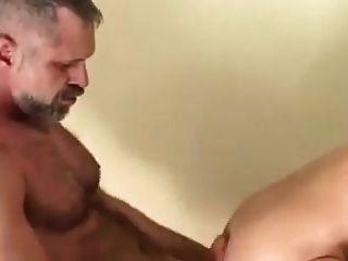 Mature Hairy Men