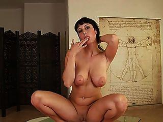 Big Tits And Fingers