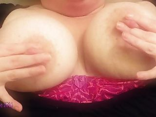Watch Me Play With My Big Tits