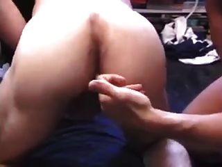 Two Men Fucks Boy