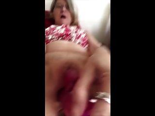 Granny Makes A Selfie
