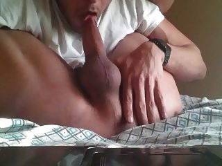 Selfsuck With Cum Orgasm.
