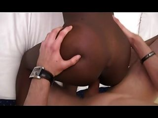 Hot Interracial Couple Having A Nice Fuck Time