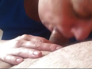Blowjob My Milf Neighbour And Cum In Mouth
