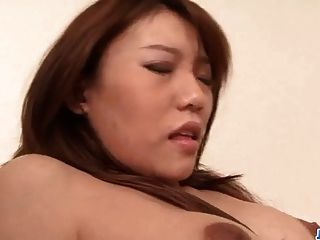 Aoi Yuuki Throats Cock And Then Fucks Hard