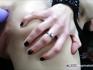 Myprivatedream - Alicekinkycat Anal Fucked By The Machine