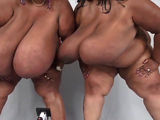 Two Fattys Boobs 3