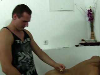Reifer Hardcore Dreier Mit Antje K. Beim Swingersex In Hd Vi