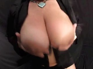 Playing With Her Big Nipples!!!!!!!